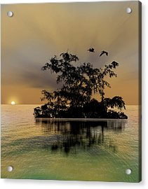 Acrylic Print featuring the photograph 4374 by Peter Holme III