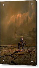 Acrylic Print featuring the photograph 4378 by Peter Holme III