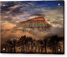 Acrylic Print featuring the photograph 4381 by Peter Holme III