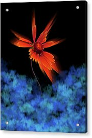 Acrylic Print featuring the photograph 4383 by Peter Holme III