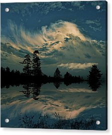Acrylic Print featuring the photograph 4395 by Peter Holme III