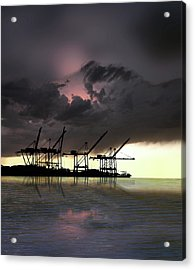 Acrylic Print featuring the photograph 4396 by Peter Holme III