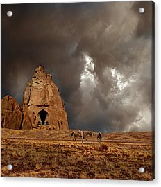 Acrylic Print featuring the photograph 4398 by Peter Holme III