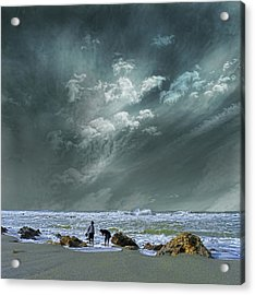 Acrylic Print featuring the photograph 4399 by Peter Holme III