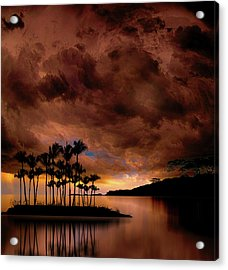 Acrylic Print featuring the photograph 4401 by Peter Holme III