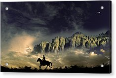 Acrylic Print featuring the photograph 4403 by Peter Holme III