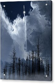 Acrylic Print featuring the photograph 4404 by Peter Holme III