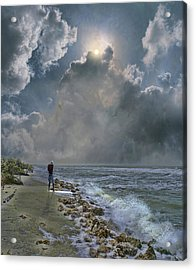 Acrylic Print featuring the photograph 4405 by Peter Holme III