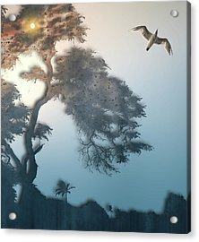 Acrylic Print featuring the photograph 4408 by Peter Holme III