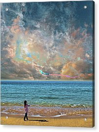 Acrylic Print featuring the photograph 4410 by Peter Holme III