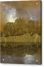 Acrylic Print featuring the photograph 4411 by Peter Holme III
