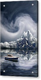 Acrylic Print featuring the photograph 4412 by Peter Holme III