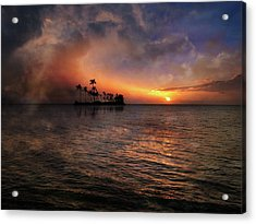 Acrylic Print featuring the photograph 4419 by Peter Holme III