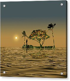 Acrylic Print featuring the photograph 4423 by Peter Holme III