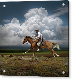 Acrylic Print featuring the photograph 4427 by Peter Holme III