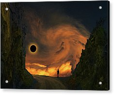 Acrylic Print featuring the photograph 4484 by Peter Holme III