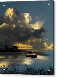 Acrylic Print featuring the photograph 4487 by Peter Holme III