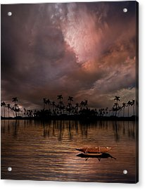 Acrylic Print featuring the photograph 4489 by Peter Holme III