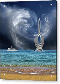 Acrylic Print featuring the photograph 4492 by Peter Holme III