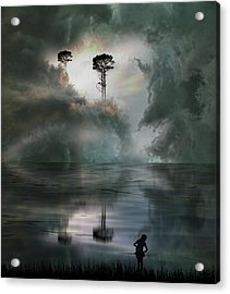 Acrylic Print featuring the photograph 4494 by Peter Holme III