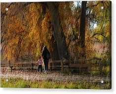 Acrylic Print featuring the photograph 4496 by Peter Holme III