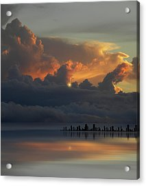 Acrylic Print featuring the photograph 4500 by Peter Holme III