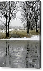 Acrylic Print featuring the photograph 4505 by Peter Holme III