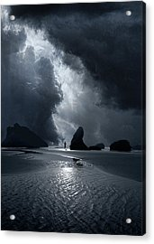 Acrylic Print featuring the photograph 4511 by Peter Holme III