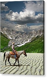 Acrylic Print featuring the photograph 4513 by Peter Holme III
