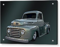 49 Ford Pick Up Acrylic Print