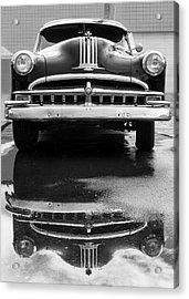 49 Pontiac After A Rain Acrylic Print