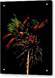 4th Of July Acrylic Print