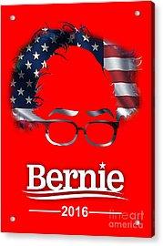Bernie Sanders Acrylic Print
