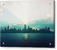 Chicago Acrylic Print