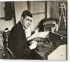 George H. Ruth (1895-1948) Acrylic Print