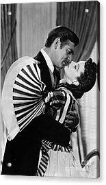 Gone With The Wind, 1939 Acrylic Print