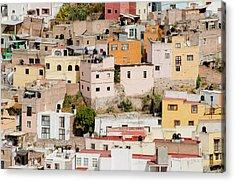 Guanajuato, Mexico. Acrylic Print by Rob Huntley