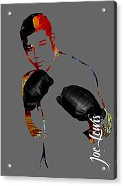 Joe Louis Collection Acrylic Print