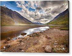 Loch Etive Acrylic Print