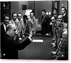 Ocean's 11 Promotional Photo Acrylic Print by The Titanic Project