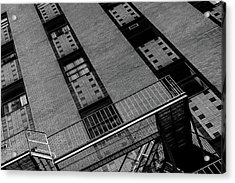 Acrylic Print featuring the photograph 5 Park Street by Bob Orsillo