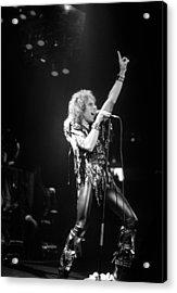 Ronnie James Dio Acrylic Print