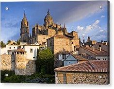 Salamanca Acrylic Print by Andre Goncalves