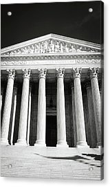 Supreme Court Of The United States Of America Acrylic Print