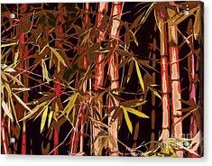 Tree Collection Acrylic Print