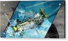 Twenty One Pilots Collection Acrylic Print