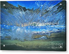 Underwater Wave Acrylic Print by Vince Cavataio - Printscapes