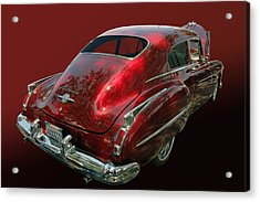 50 Olds Fastback Acrylic Print
