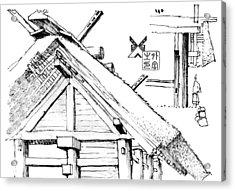 5.14.japan-3-detail-a Acrylic Print