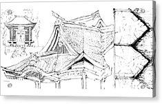 5.17.japan-4-detail-a Acrylic Print